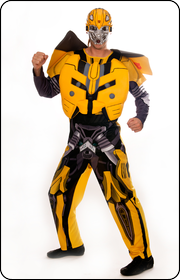 Робот Автобот желтый