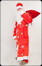 Дед Мороз Меховые Звезды