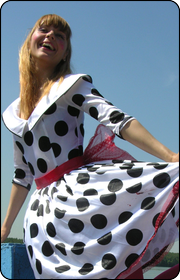 Клоунесса Алиса