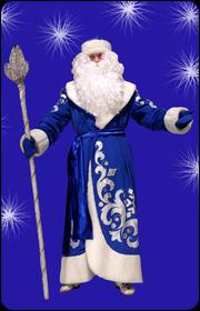 Дед Мороз Гжель
