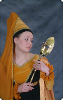 Дама Бургундия