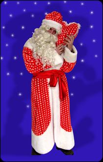 Дед Мороз Горошек