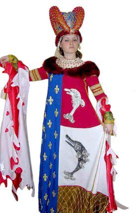 Королева Гертруда