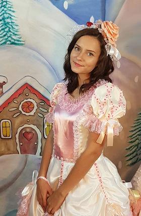Принцесса Зефирка