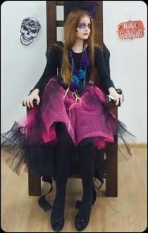 Ведьмочка Rozzy
