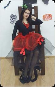 Ведьмочка Reddy