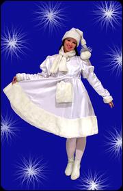 Снегурочка Крошка белая