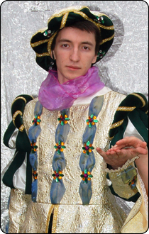 Принц Габриэль
