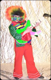Клоун Хиппи