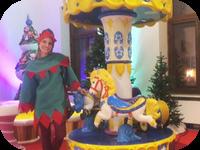 Эльф на Рождество